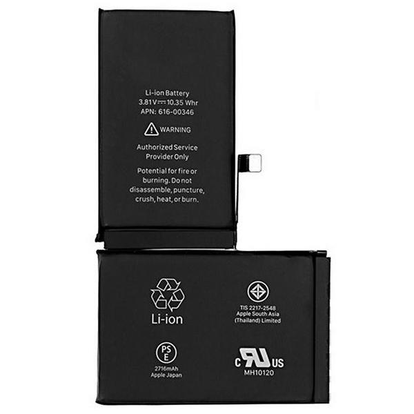 Batterie iPhone X de remplacement. Pièce détachée