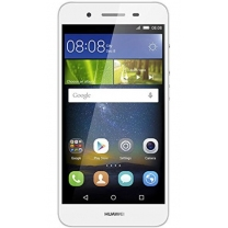 Vente écran Blanc LCD + vitre tactile Huawei P8 Lite Smart (GR3)