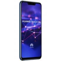 Vente vitre écran Mate 20 Lite Bleu rechange Origine Huawei 02352dkm