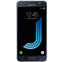 Ecran noir avec vitre tactile, Galaxy J5 (2016) SM-J510F, pièce détachée