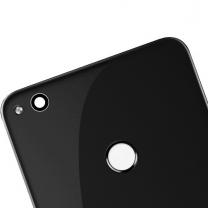 Huawei P8 Lite 2017 et Honor 8 Lite : Vitre arrière Noire - Logo Honor - Officiel Huawei