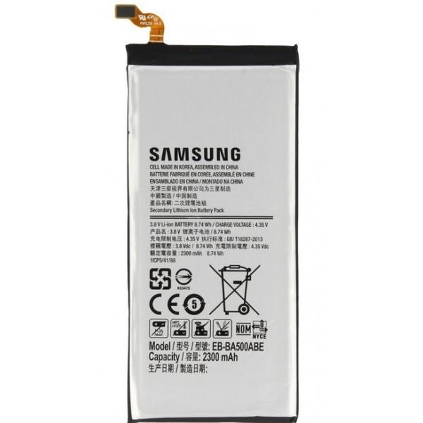 Vente batterie Galaxy A5 Origine Samsung 2300 mAh EB-BA500ABE
