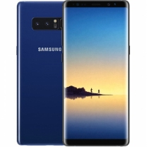 Galaxy Note8 (SM-N950F) : Ecran bleu + vitre tactile. Officiel Samsung