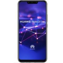 Acheter façade Mate 20 Lite Noir remplacement Origine Huawei 02352DKK