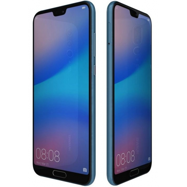 Acheter vitre P20 Pro Bleu de remplacement Officiel Huawei 02351WTP