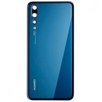 Capot arrière P20 Pro bleu d'origine Huawei 02351WRT.