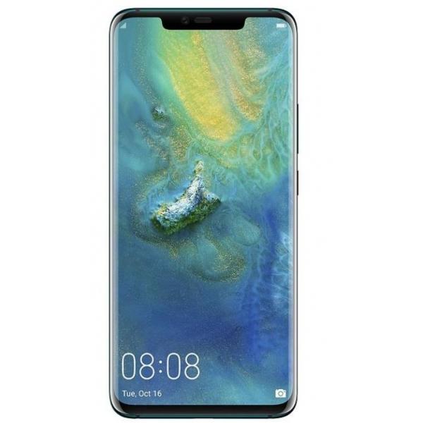 Vitre Mate 20 Pro Twilight Officiel Huawei, pièce de rechange 02352GGC