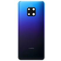 Face arrière Mate 20 Pro Twilight de rechange origine Huawei 02352GDG