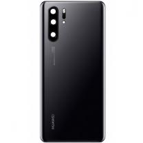 Vitre arrière P30 Pro Noir de rechange origine Huawei 02352PBU