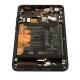 Vitre écran P30 Pro Noir d'origine Huawei, pièce rechange 02352PBT
