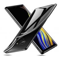 Coque silicone Galaxy Note 9 (N960F) transparente. Grossiste accessoire