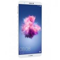 Vitre écran P Smart Huawei blanc avec châssis, vente pièce de rechange