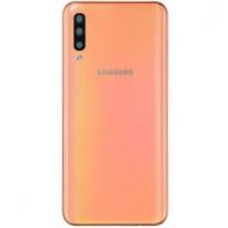 Acheter capot arrière Galaxy A50 corail, pièce détachée GH82-19229D