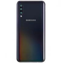 Vente vitre arrière Galaxy A50 Noir, pièce détachée Samsung GH82-19229A