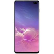 Vitre écran Galaxy S10+ Plus noir, grossiste pièce Samsung GH82-18849A