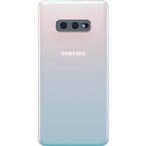 Coque arrière Galaxy S10e Blanc, pièce détachée Samsung GH82-18452F