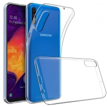 Grossiste coque Galaxy A50 (A505F). Accessoire protection silicone A50