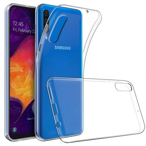 Grossiste coque Galaxy A50 (A505F). Accessoire protection silicone A50