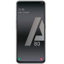 Vitre écran Galaxy A80 noir Samsung