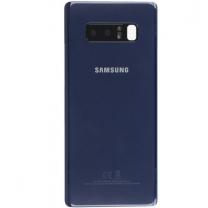 Galaxy Note8 Duos (SM-N950FD) : Vitre arrière Bleue Roi. Officiel Samsung