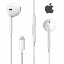 Vente EarPods Lightning origine Apple iPhone. MMTN2AM/A à Toulouse