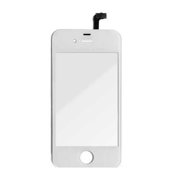 vitre tactile pour iphone 4s blanc fournisseur de vitre. Black Bedroom Furniture Sets. Home Design Ideas