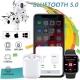 Vente écouteurs Stéréo Bluetooth sans fil de type Airpods pas cher