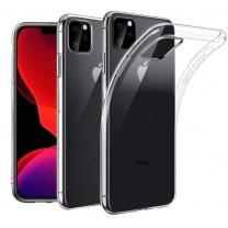 Fournisseur coque tpu iPhone 11 Pro Max silicone transparente pas cher
