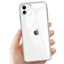 Magasin coque iPhone 11 de protection silicone transparente