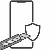 Grossiste verre trempé Galaxy A50 (A505F). Vente vitre de protection