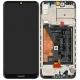 Vitre écran d'origine Huawei Y6 (2019) 02352LVM, pièce de réparation