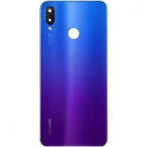 Vitre arrière Huawei P Smart Plus violet Vente pièce rechange 02352CAK