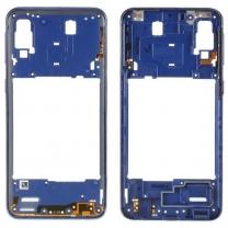 Vente Châssis contour Bleu Galaxy A40 (A405F). Pièce pour réparer