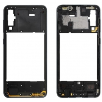 Vente Châssis contour Noir Galaxy A50 (A505F). Pièce pour réparer