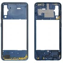 Vente Châssis contour Bleu Galaxy A50 (A505F). Pièce de réparation
