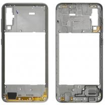 Vente Châssis contour Blanc Galaxy A50 (A505F). Pièce de réparation