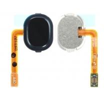 Lecteur empreinte digitale Galaxy A40. Acheter bouton arrière noir