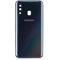 Vente vitre arrière Galaxy A40, pièce détachée Samsung GH82-19406A