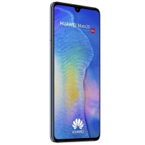 Vitre tactile écran Mate 20 Bleu Origine Huawei de rechange 02352FQM
