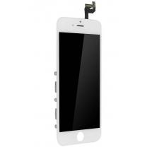 iPhone 6S : Ecran blanc LCD et vitre tactile assemblés - pièce détachée
