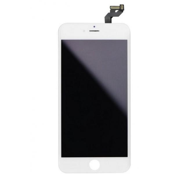 Vente vitre tactile écran iPhone 6S blanc, pièce réparation pas cher