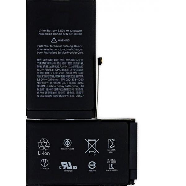 Acheter une batterie de rechange pour iPhone XS Max