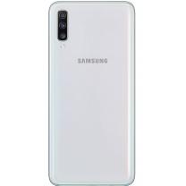 Vente coque arrière Galaxy A70 blanc, pièce détachée Samsung