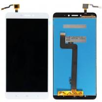 Vente vitre tactile écran Xiaomi Mi Max 2 Blanc, pièce de reparation