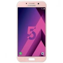 Galaxy A5 (2017) SM-A520F : Vitre Ecran complet Rose - Officiel Samsung