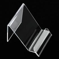 Vendeur chevalet SMALL de présentation en plexiglass