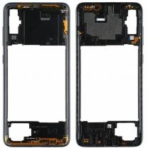 Vente châssis Galaxy A70 Noir pour réparation Samsung