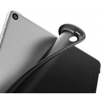 Vente housse coque de protection iPad Air Apple. Silicone TPU Noir