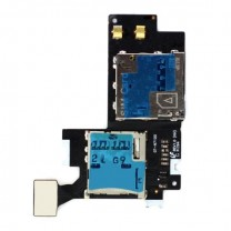 Samsung Galaxy Note 2 : Lecteur de carte sim et carte SD