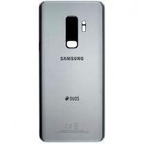 Achat vitre arrière Galaxy S9+ Gris Titanium, pièce Samsung. Neuf